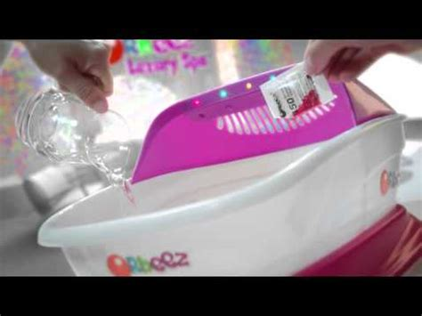 orbeez luxury spa the new and improved orbeez luxury spa official orbeez