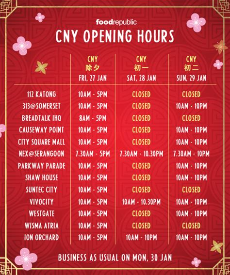 new year singapore pools opening hours what is open during new year 2017 365days2play