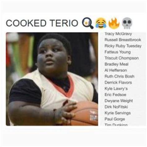 Terio Memes - list of fat jokes kappit
