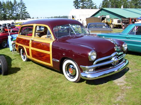 1950 ford country squire crucial cars we put the spotlight on woodies