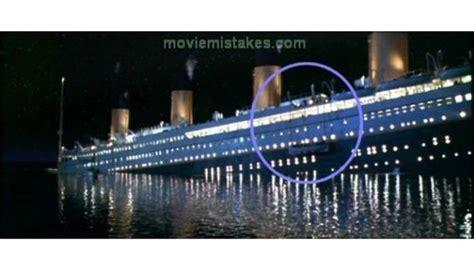 film titanic kesalahan karamnya titanic dan susunan bintang yang tertukar tekno
