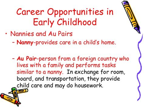 au pair care family room chapter 1 careers