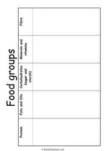 design a menu ks2 food groups by fiendishlyclever teaching resources tes
