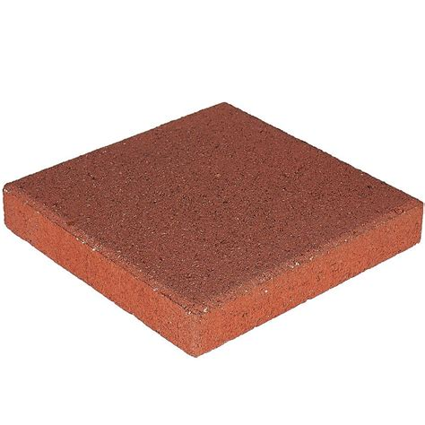 12x12 patio pavers home depot pavestone 12 in x 12 in concrete step 71251