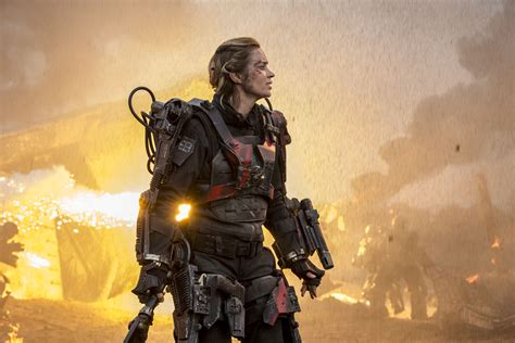 the day after the edge of tomorrow the dissolve