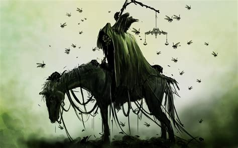 wallpaper dark horse 28 creepy backgrounds wallpapers images pictures