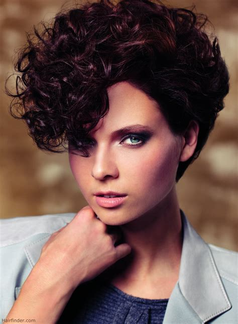 80 best haircuts for short hair short hairstyles 2017 very short hairstyle with curls inspired by the 80s