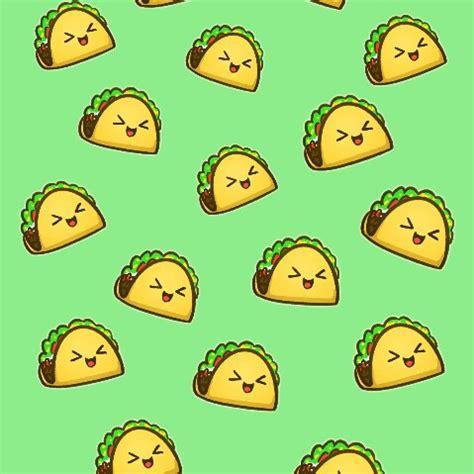imagenes de tacos kawaii cute food wallpaper wallpaper hd