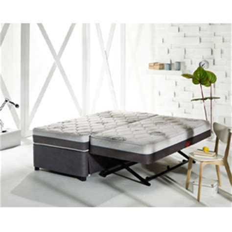 pop up trundle bed frame kings brand furniture twin size fold out beds the four seasons complete trundle bed
