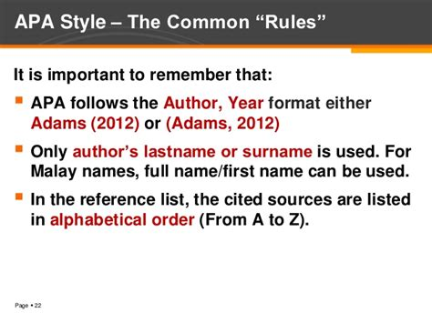 apa style and format guidelines youtube introduction to citations and referencing