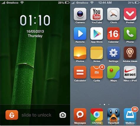 iphone themes no jailbreak needed this gorgeous theme gives your iphone a much needed lick