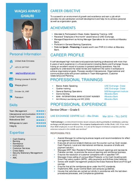 Rizvi Mba by Waqas Ahmed Ghauri Mba Resume Copy