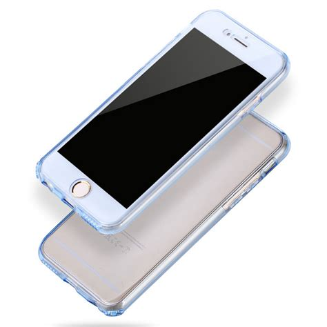 New Casing Soft Tpu Front And Back Cover Samsung Galaxy S8 Fre shockproof 360 176 front back clear soft tpu cover for