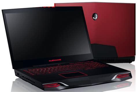 Laptop Alienware M18x Di Indonesia dell alienware m14x m17x m18x gaming laptops announced ecoustics