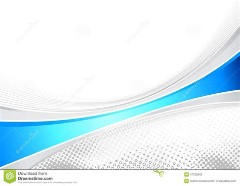 blue layout vector blue business layout folder speed line stock vector
