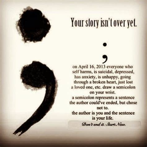 what is the meaning of a semicolon tattoo best 25 semicolon ideas on