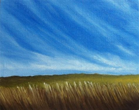 Easy Landscape Pictures To Paint A Simple Landscape Painting Wetcanvas