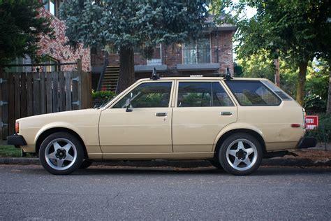 1980 Toyota Wagon The Peep 1980 Toyota Corolla Te72 Wagon