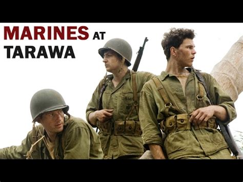 colors 2 documentary u s marines in battle of tarawa 1943 ww2 documentary
