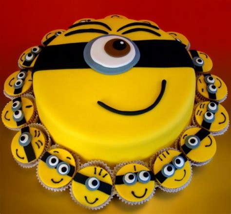 imagenes de cumpleaños minions tortas de cumplea 241 os minions