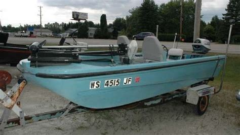 tri hull fishing boat for sale used boats for sale mark s quality marine