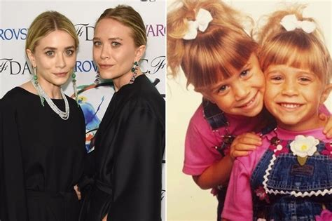 mary kate and ashley full house will mary kate and ashley olsen be in the full house revival tv news zimbio
