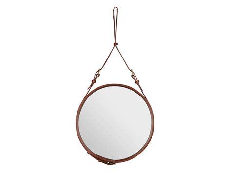 My Scandinavian Home buy the gubi adnet circulaire mirror tan at nest co uk