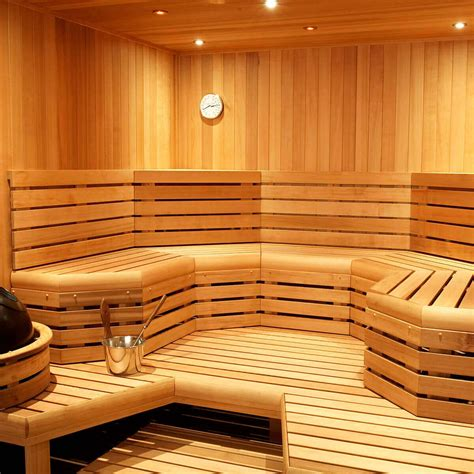 Sauna Room Near Me by Finnleo Custom Cut Traditional Saunas Olympic Tub