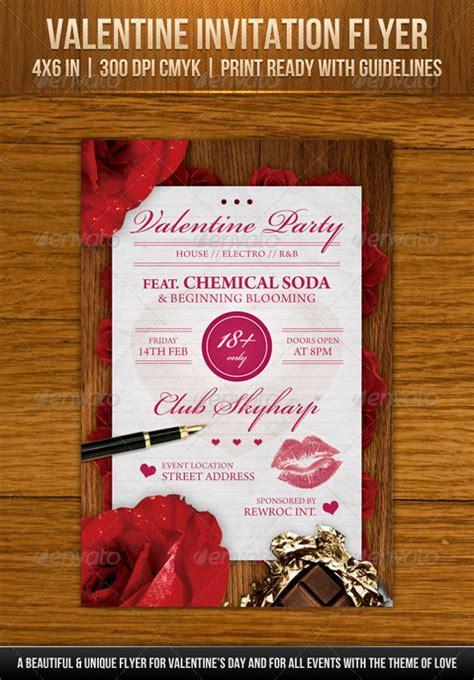 19  Invitation Flyer Templates   EPS, PSD, AI