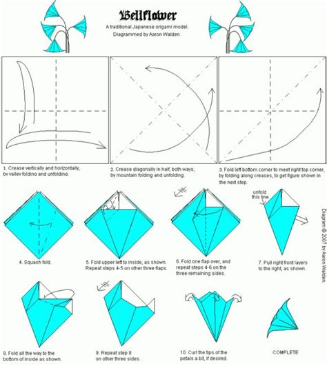 Origami Pages - free coloring pages easy origami flower 101 coloring pages