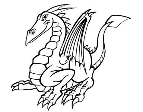 dragones imagenes de dragones dragon fotos dibujos e dibujo de drag 243 n elegante para colorear dibujos net