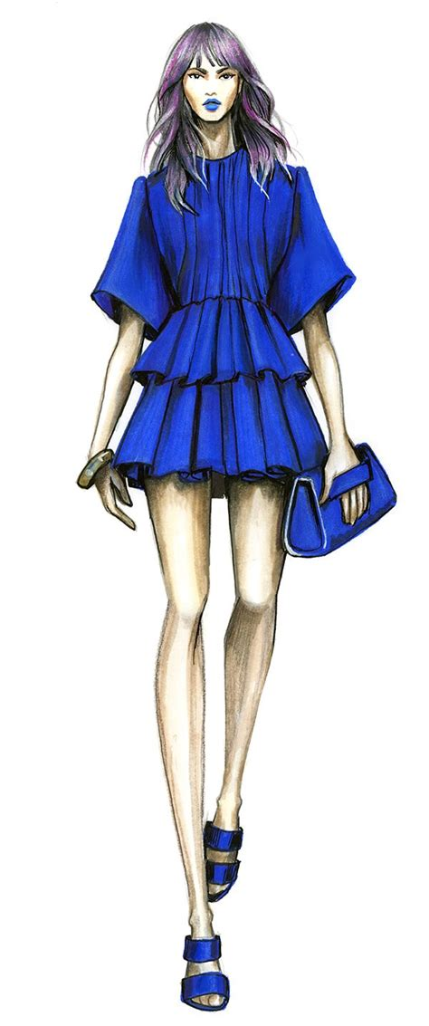 fashion illustration meaning in figurines e ilustraciones a pura creaci 243 n p 225 2