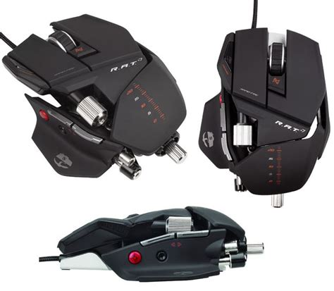 Mouse Gaming Cyborg 86 mad catz cyborg r a t now available with mac drivers