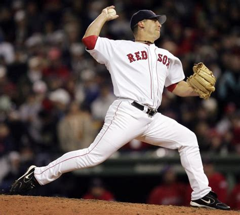 Keith Sox by Keith Foulke Boston Sox S 2004 World Series Closer