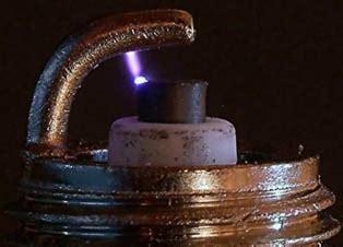 candela bruciata approfondimento candela di accensione