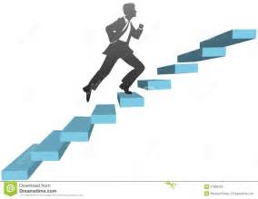 Climbing Stairs by Man Walking Up Stairs Clipart Clipartfest