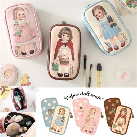 Doll Mate Cosmetic Pouch 83 best afrocat paper doll mate pouch and must item