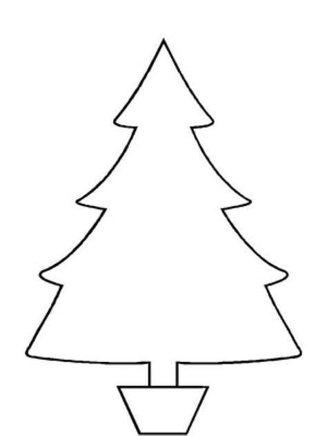 printable christmas tree shape free printable christmas tree templates in all shapes and