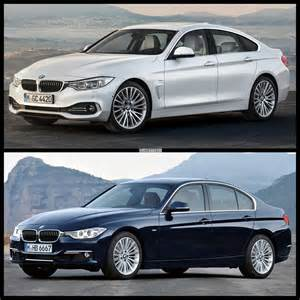 bmw 4 series gran coupe vs bmw 3 series sedan