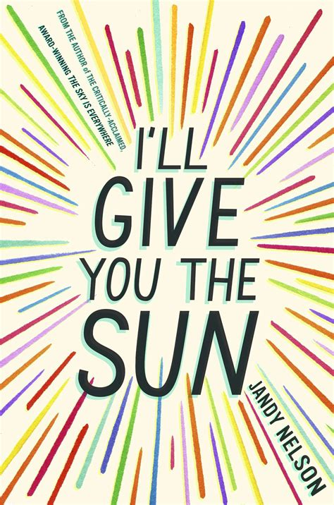 cover review i ll give you the sun cover too cover