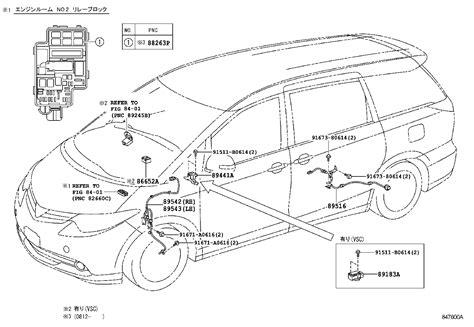 toyota estima hybrid wiring diagram electric wire fence