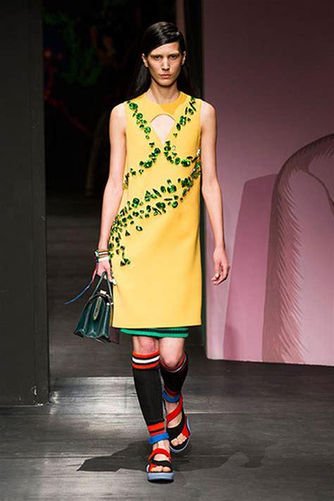 My Experience At The Milan Fashion Week Prada Show by Day 2 Highlights Milan Fashion Week Summer 2014