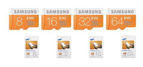 Micro Sd Samsung 8gb Class 10 samsung micro sdhc sdsx card evo class 10 uhs 1 8gb 16gb