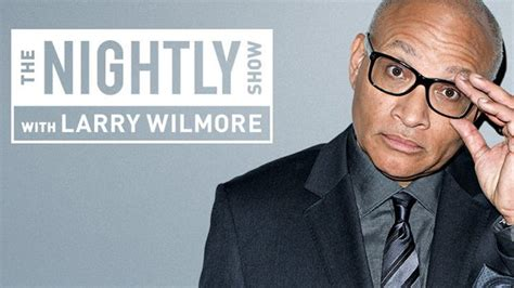 larry wilmores nightly show canceled  comedy central  north state journal