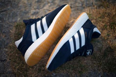 Sepatu Adidas Boost 2 Navy White Gum Premium Quality adidas iniki runner navy gum sneaker bar detroit