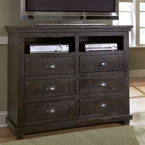 black media chest for bedroom willow media chest distressed black media chests
