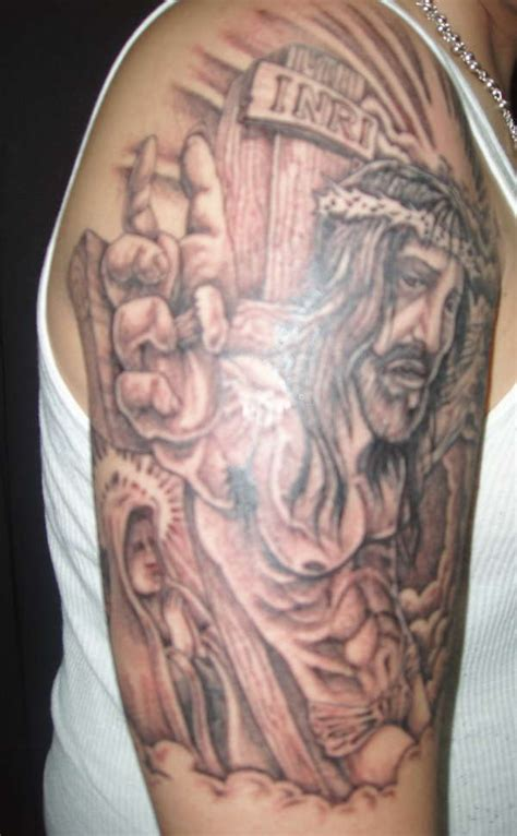 praying mary tattoo designs ideas religious interior design decoration
