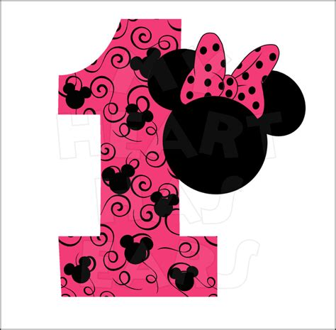 3 lovely minnie and mickey birthday invitations eysachsephoto