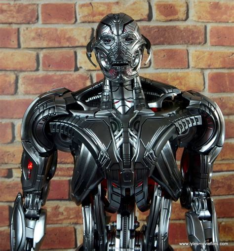 hot toys ultron hot toys ultron prime figure review from avengers age of