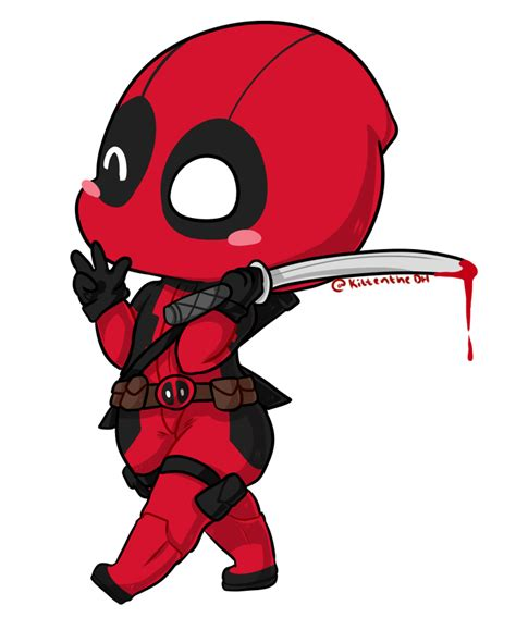 png file name deadpool png clipart deadpool chibi by xnekorux on deviantart